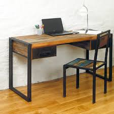 Laptop Desks Uk Chic Salvage Furniture Range Industrial Vintage Computer