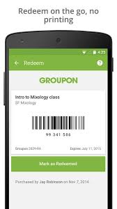 groupon shop deals u0026 coupons android apps on google play