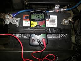 lexus rx battery low voltage after new battery and new alternator page 2