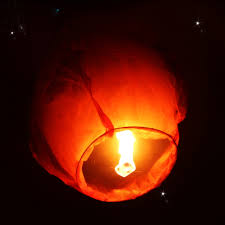 wishing paper sky balloon kongming wishing paper lanterns wedding flying