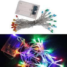 christmas tree light game 4m rainbow light game led string light christmas tree garland for