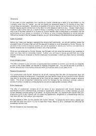Termination Of Employment Letter From Employer by Dex1017