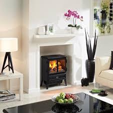 dimplex oakhurst opti myst electric stove in black okt20 045911