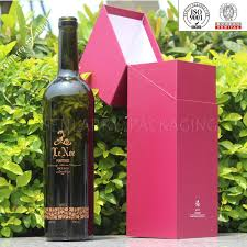 wine bottle gift box wholesale new style high end black gift packaging box wholesale view gift