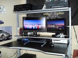 gaming desk designs dxracer gaming desk marlowe desk ideas
