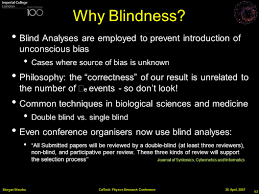 Blind Vs Double Blind Morgan Wascko Imperial College London Miniboone U0027s First Neutrino