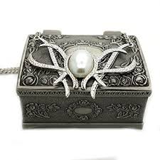 gifts for lord of the rings fans amazon com ruimeng lord of the rings the hobbit galadriel brooch