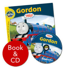 thomas u0026 friends gordon book u0026 cd awdry book paperback