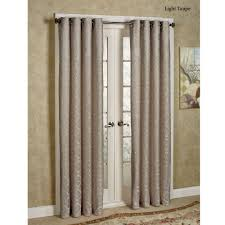 Eclipse Grommet Blackout Curtains Anna Thermalace Tm Insulated Grommet Curtains