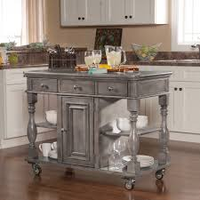 Kitchen Island Wheels by Very Functional Mobile Kitchen Island With Seating