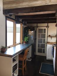 Tiny House Kitchen by The Best Tiny House Build Tiny Houses House And Desks