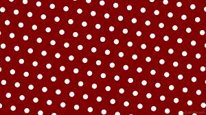 Polka Dot Wallpaper Wallpaper White Brown Hexagon Polka Dots 800000 Ffffff Diagonal
