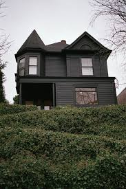 black houses home exterior paint ideas black house house and