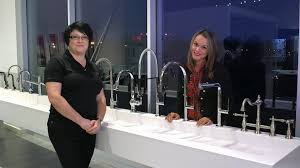 choosing a kitchen faucet with evelyn eshun youtube