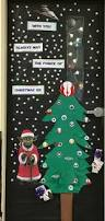christmas starars christmas for the door decorating contest at