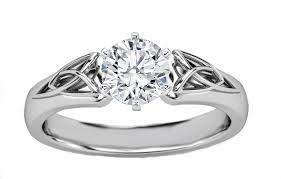 celtic wedding sets white gold celtic wedding rings the depth meaning of celtic