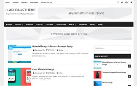 templates blogger material design 100 best free responsive blogger templates 2016 digimark wizards