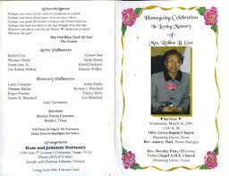 funeral program wording best photos of black funeral obituary cover exles sle