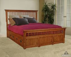 Bedroom With Oak Furniture Usa Made Furniture Amish Portland Oak Furniture Warehouseoak