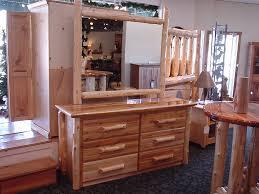 Log Bedroom Furniture 51 Cedar Log