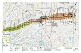Chino Hills California Map 4 10 Land Use And Planning