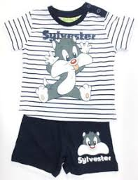 sylvester t shirt infant boys baby looney tunes navy white sylvester t shirt and