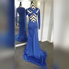 derby u0027ora couture blue scuba dress derby u0027ora fashion pinterest