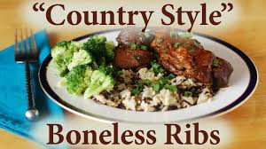 recipes for bone in pork ribs food for health recipes