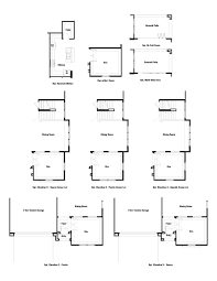 turquoise floor plan at eastmark endeavor collection in mesa az