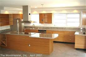 bamboo kitchen cabinets cost bamboo cabinets kitchen advertisingspace info