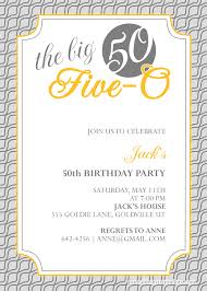 50th birthday invitation templates u2013 orderecigsjuice info
