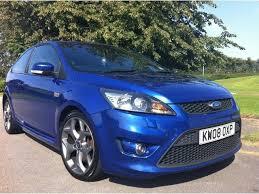 ford focus st 2011 for sale used ford focus 2008 petrol 2 5 st 3 3dr hatchback blue