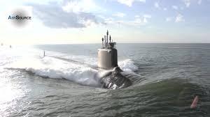 newest u s navy u0027s newest virginia class nuclear submarine pcu