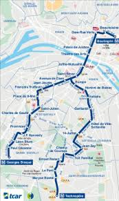 Paris Train And Metro Map by Rouen Metro Map France