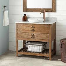 bathroom vanities amazing plantation vanity weathered wood beach