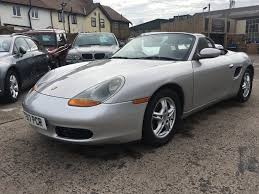 used porsche boxster cars for sale motors co uk