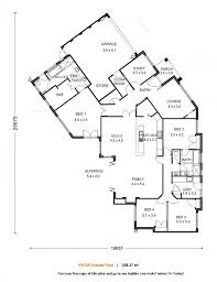 Modern Floor Plans Australia Single Story House Plans Australia Modern Single Storey House