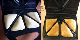 Toaster With Sandwich Maker How To Make Cake In A Sandwich Toaster Sandwich Maker Pillow Cake