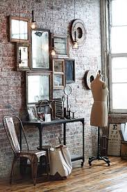 Mirror Film For Walls How To Choose And Use Wall Mirrors Industrial Chic Basements