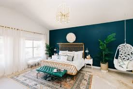 glam bedroom how to design a desert glam bedroom sunset magazine
