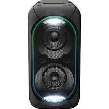 sony high powered bluetooth light up speaker gtk xb5 sony gtk xb60 high power bluetooth home audio speaker with led