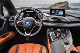 I8 Bmw Interior La Auto Show Roadster Arrives With Refreshed Bmw I8 Coupe