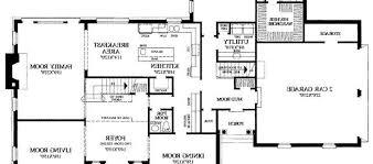 Futuristic Floor Plans Doll House Plans House Floor Plans House Plans Design House Design