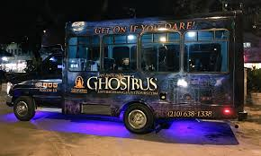 san antonio ghost bus tours brings chills and knowledge to the