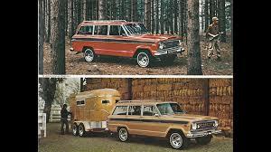 old jeep grand wagoneer jeep wagoneer