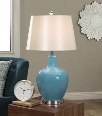 french blue table lamp best inspiration for table lamp