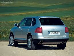 2005 Porsche Cayenne - porsche cayenne 955 specs 2002 2003 2004 2005 2006 2007