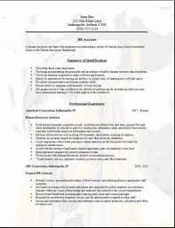 sample hr coordinator resume loses advice cf