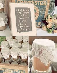 jam wedding favors s sweet oregon real wedding