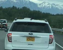 Ak Dmv Vanity Plates The Dmv Has A Confidential Database That Even Anchorage Police Can